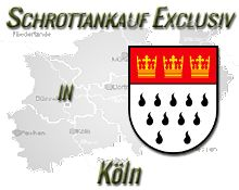 Schrottankauf Exclusiv in Köln Schrottankauf Köln