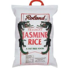 I'm learning all about Roland Premium Jasmine Rice From Thailand Bag at @Influenster!