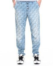Shop by Brand William Rast, Versace Jeans, Street Wear, Pajama Pants, Sweatpants, Slim, Man Shop, Logo, Men