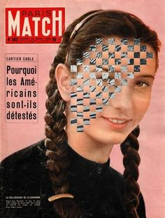 #collage #paperweaving #pattern #geometry #weaving #art #design #parismatch