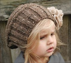 Ravelry: The Lilian Beret pattern by Heidi May