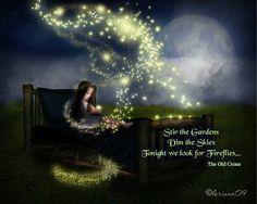 Fireflies ☆ღƸ̵̡Ӝ̵̨̄Ʒღ☆