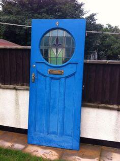 Victorian Front Door | eBay