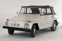Modellpflege 181 1973:
