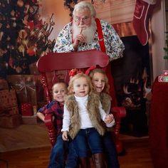 December 2015- Emma 7 1/2, Blake 4,  Kinsley 2