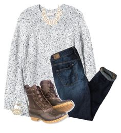 A fashion look from November 2015 featuring oversized shirts, american eagle outfitters jeans and bib statement necklaces. Browse and shop related looks. Casual Fall Outfits, Fall Winter Outfits, Autumn Winter Fashion, Cute Outfits, Winter Clothes, Fall Fashion, Style Fashion, Fashion Outfits, Womens Fashion