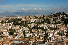 City Overlook - Grenada, Spain