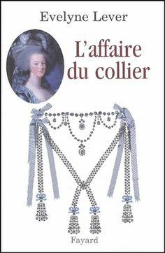 L'affaire Du Collier de évelyne lever - Achat vente neuf occasion
