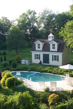 Kloter Farms poolhouses are designed by you. Bring your ideas and needs and we'll work together to