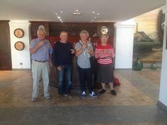 03/03/2015 Visita de un grupo de Suecos! :)