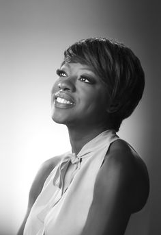 Viola Davis- definitely one of my biggest role models. she's incredible.