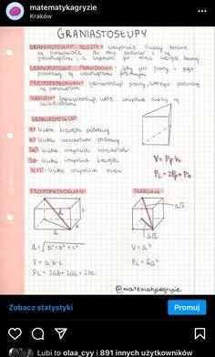 School Organization Notes, School Notes, School Study Tips, Maths, Back To School, Bullet Journal, Aga, Learning, School Grades