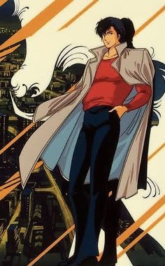 Manga Girl, Manga Anime, Anime Art, Nicky Larson, Hunter Anime, City Hunter, Angel Heart, Disney Princess, Canon
