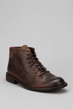 Bed Stu Leather Monkey Boot