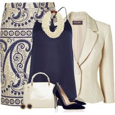89+ Stylish Work Outfit Ideas for Spring & Summer 2017  - What should I wear to work in the spring and summer seasons? After the fall and winter seasons, we think that we will not ask this question. This is b... -   - Get More at: http://www.pouted.com/89-stylish-work-outfit-ideas-for-spring-summer-2017/