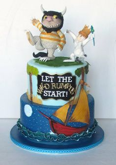 where the wild things are baby shower - Google Search