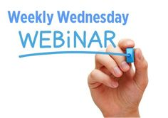 Free Weekly marketing webinars to help explode your business.
