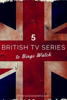5 British TV Series Worth Binge Watching (& 2 Australian Period Dramas)