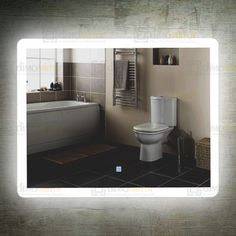 American LED Bathroom Vanity Mirror with LED Lights
