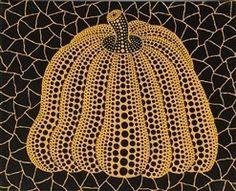 Pumpkin | Yayoi Kusama, Pumpkin (1999)