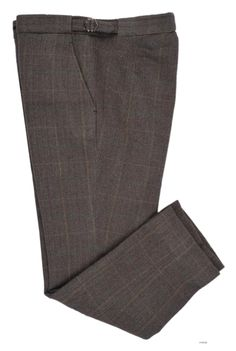 Luxire dress pants constructed in Yorkshire Tweed Loden Green: http://custom.luxire.com/products/luxire-yorkshire-tweed-loden-green  Consists of custom waistband with hidden button closure, button fly and front slant pockets.