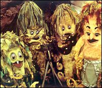 Sigmund and the Sea Monsters - we watched the creepy shows because we didn't have a lot to choose from back then!
