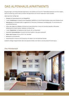 Das Alpenhaus - sichere Kapitalanlage mit Urlaubspaket
