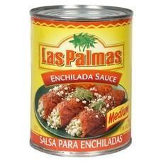 Las Palmas Red Medium Enchilada Sauce (6x19oz)