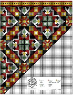 Perlesøm på stramei, bunad. – Vevstua Bull-Sveen Hand Embroidery Stitches, Cross Stitch Embroidery, Cross Stitch Designs, Cross Stitch Patterns, Cross Stitch Cushion, Sampler Quilts, Candy Gifts, Bead Crochet, Cushion Covers