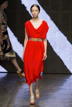 Donna Karan New York Fashion Week Spring 2015 RTW. Lovely.
