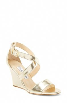 f4220cecba4c Jimmy Choo  Fearne  Wedge Sandal (Women) available at