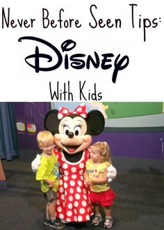 Never-before seen tips for Disney with KIDS   Ideas, Activities & great tips!