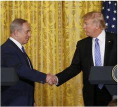 Trump-Bibi-WH