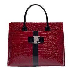 2016 New Luxury OL Lady bags handbags women famous brands Crocodile Pattern  Hobo Handbag Tote Fashion 406e29c823
