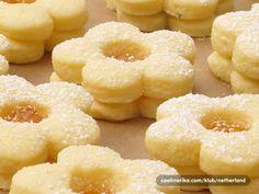 Keksići s marmeladom i linoladom — Coolinarika