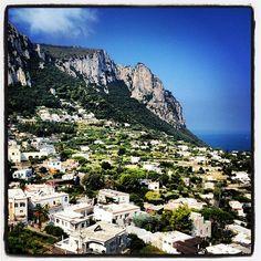 Isola di Capri nel Isola di Capri, Campania