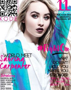 Image result for sabrina carpenter en revista