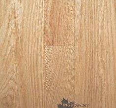 Hardwood Floors: Muskoka Hardwood Flooring - 5 IN. Red Oak - Red Oak Natural Select and Better