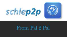 Not peer to peer, we are about pal to pal, the apex of the sharing economy.