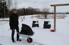 Foto: Jenny Harlen Bokashi, Shovel, Snow, Outdoor, Gardening, Compost, Outdoors, Dustpan, Lawn And Garden