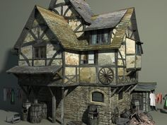 medieval stone architecture - Google Search
