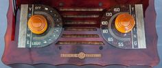 Art Déco - Radio 'Boite à Bijoux' - Bakélite Catalin - Ecaille de Tortue - General Electric L622 - Début des Années 40