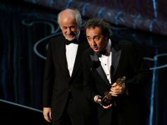 La Grande Bellezza di Paolo Sorrentino conquista l'Oscar per il miglior film straniero