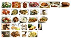 What I Cooked in 2012: International Recipes Index (Easy & Healthy)