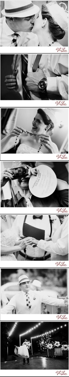 see more of this classic black and white, retro vintage real wedding here: http://absolutemediaproductions.com/wedding-videos/index.php/retro-vintage-wedding