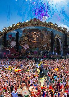 Tomorrowland 2014 - Join the magic!