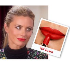 Tell Laura : Laura Bailey Hot Lips Lipstick | Charlotte Tilbury