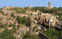 HitFull : Chittorgarh Fort, India - ( Most Beautiful and Breathtaking Places in the World ) - (10 Pictures)