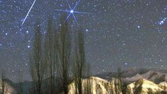 How to watch the Geminid meteor shower  - Thanks CBS News, is all the CLOUDS and RAIN here