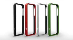AL13: Super Thin Aluminum Bumper For iPhone